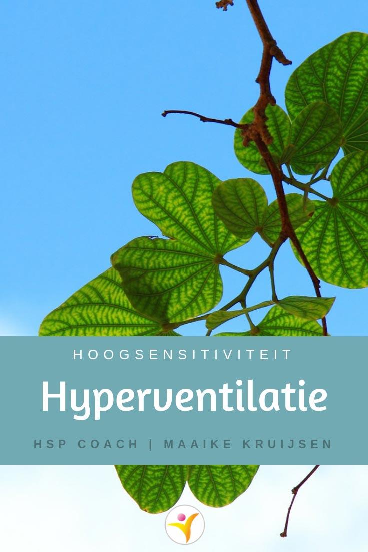 HSP en hyperventilatie