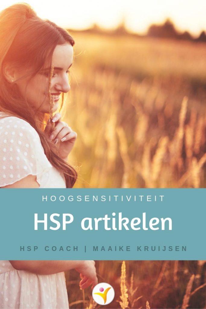 HSP Artikelen