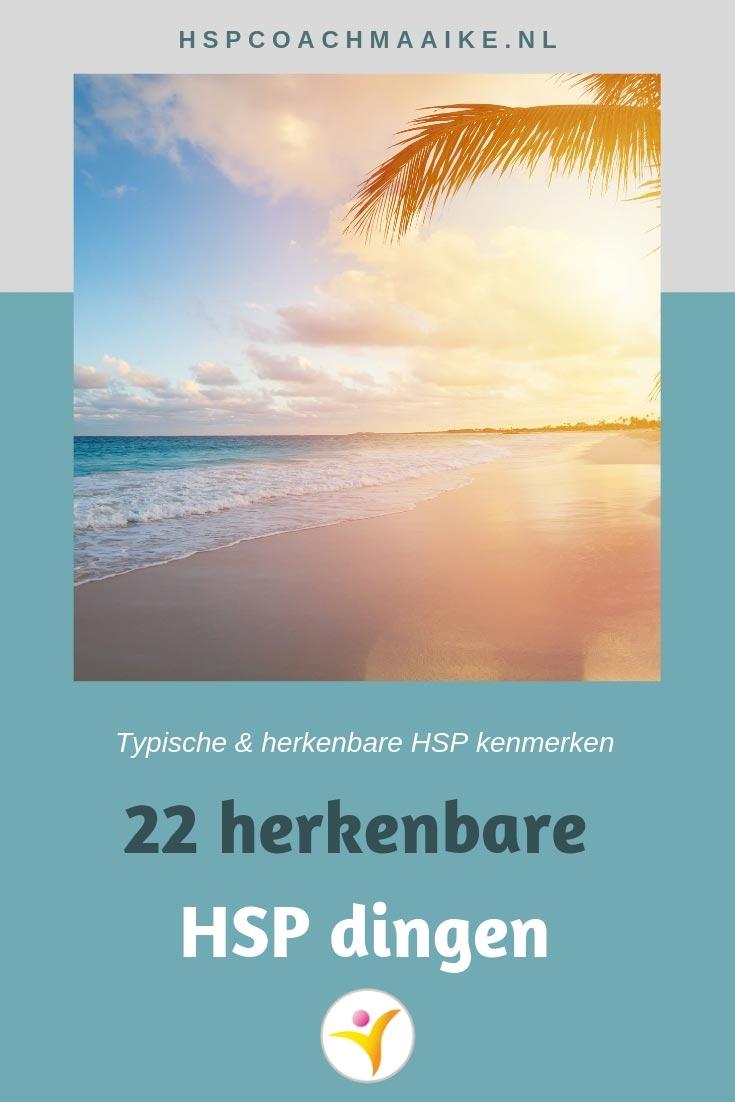 22 dingen die je herkent als je HSP bent