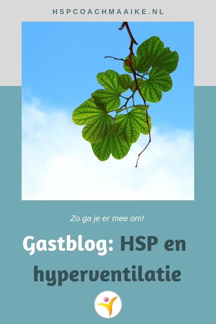 Gastblog: HSP en hyperventilatie