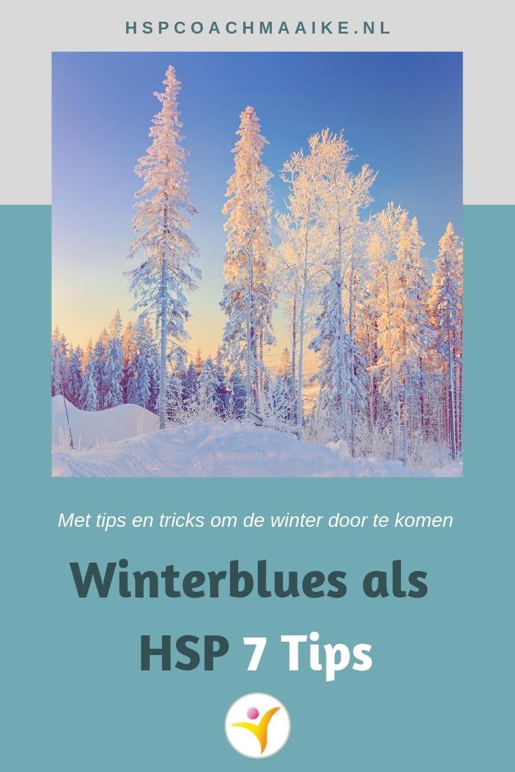 HSP en winterblues