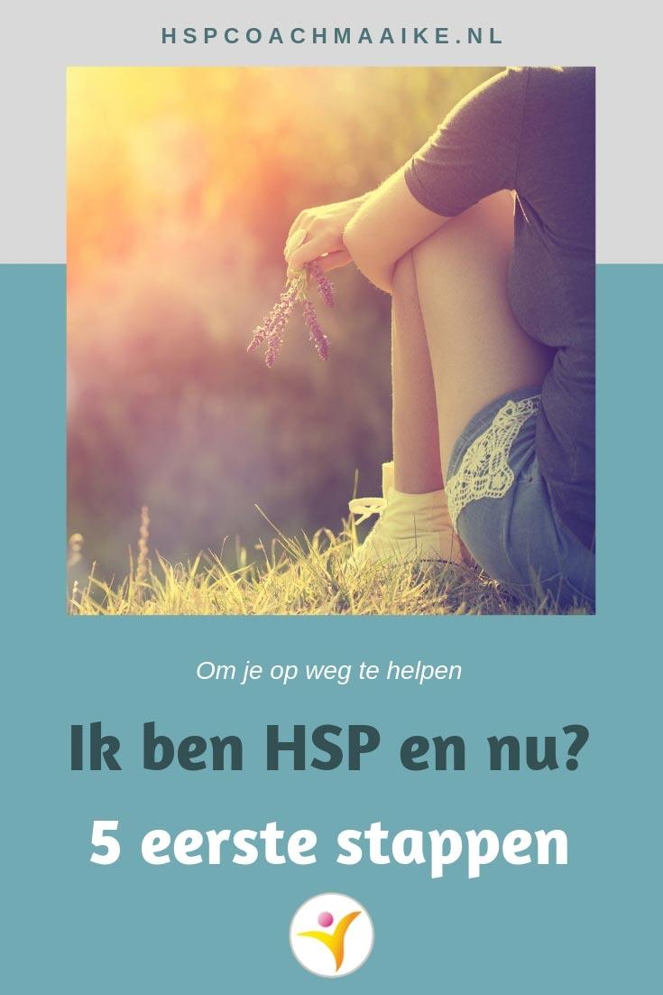 Ik ben HSP en nu?