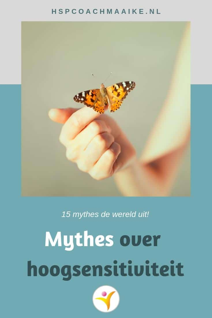 Mythes over HSP