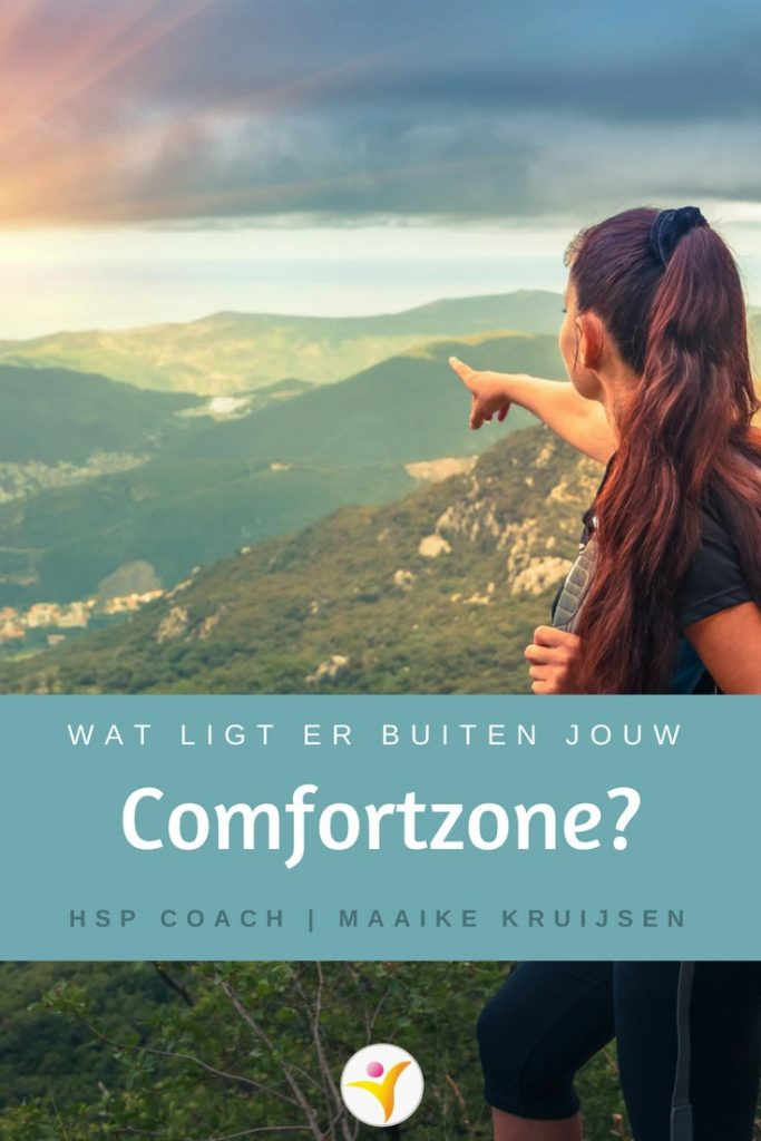 Wat ligt er allemaal buiten jouw comfortzone