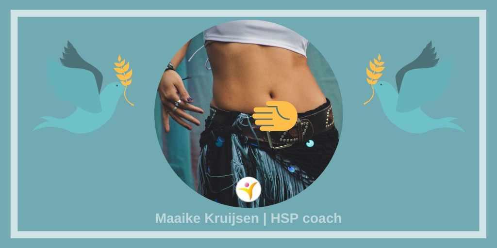 HSP tips om bij jezelf te blijven
