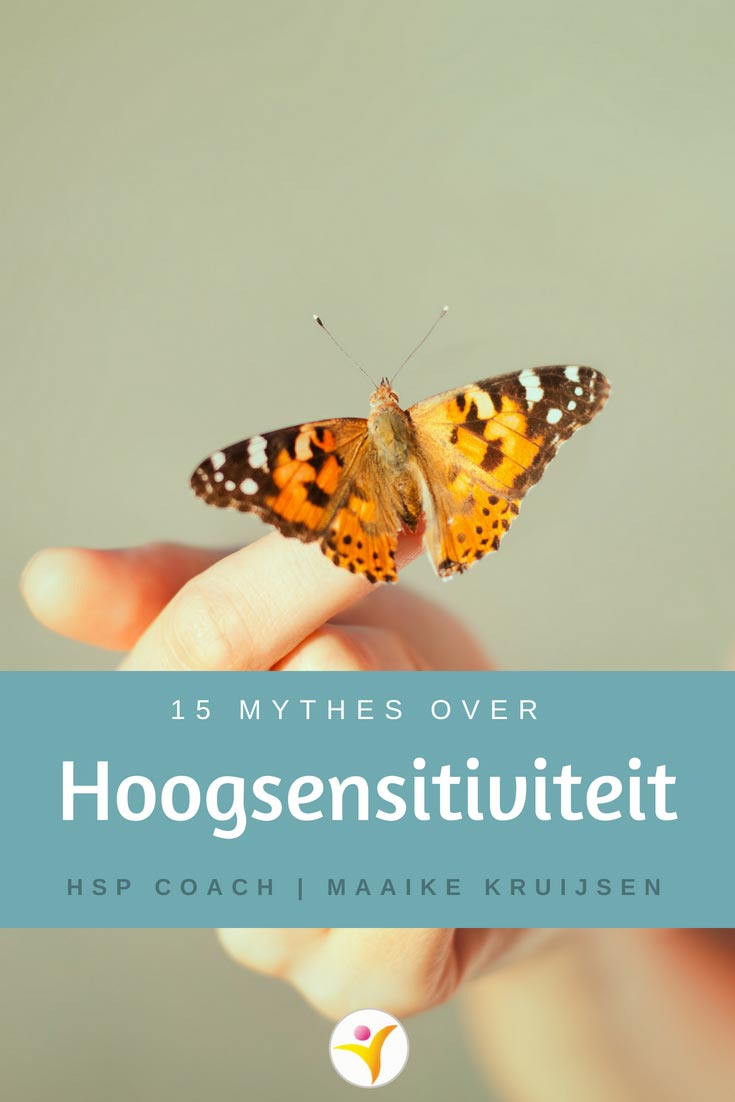 15 mythes over hoogsensitiviteit (HSP)