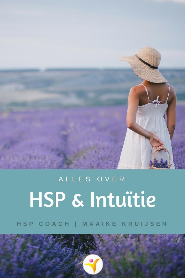 HSP en intuïtie