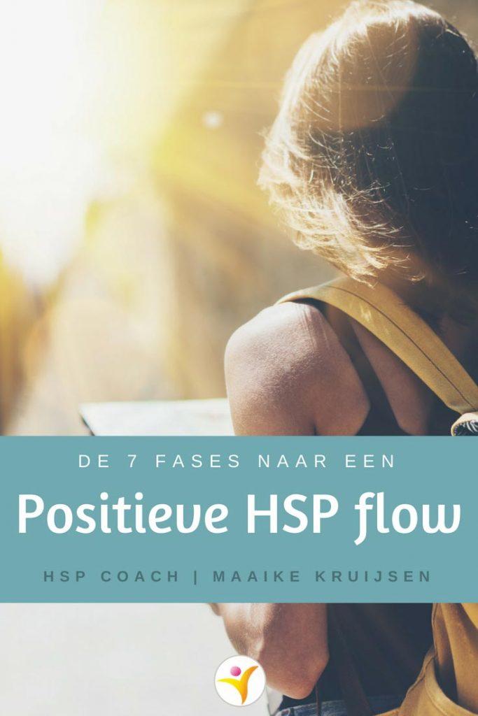 positieve HSP flow