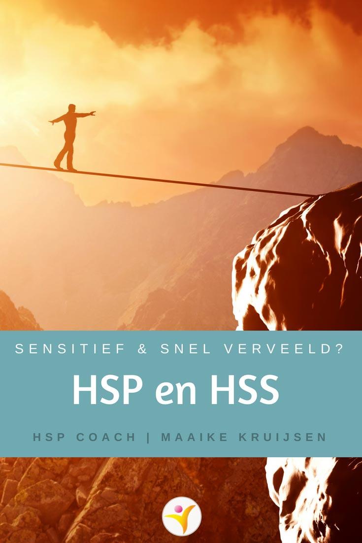 HSP en snel verveeld Lees de kenmerken van HSS
