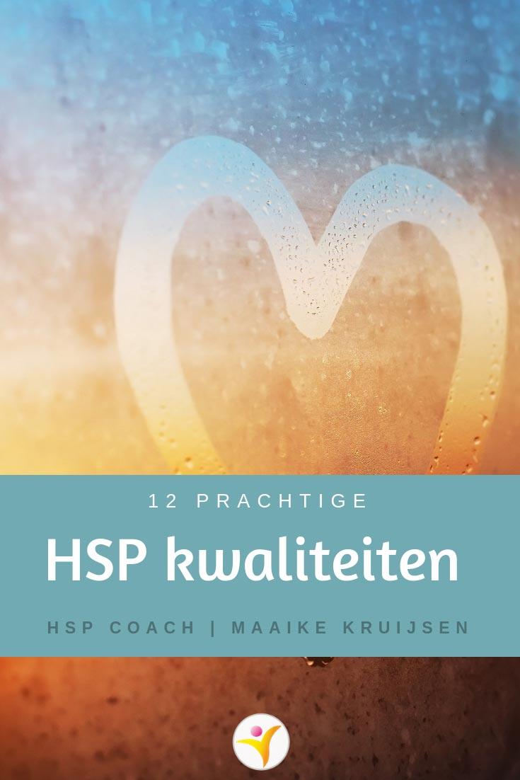 kwaliteiten van HSP