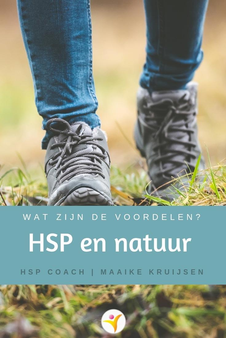 Waarom de natuur zo fijn is voor HSP