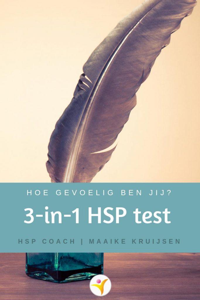 Uitgebeide 3-in-1 HSP test