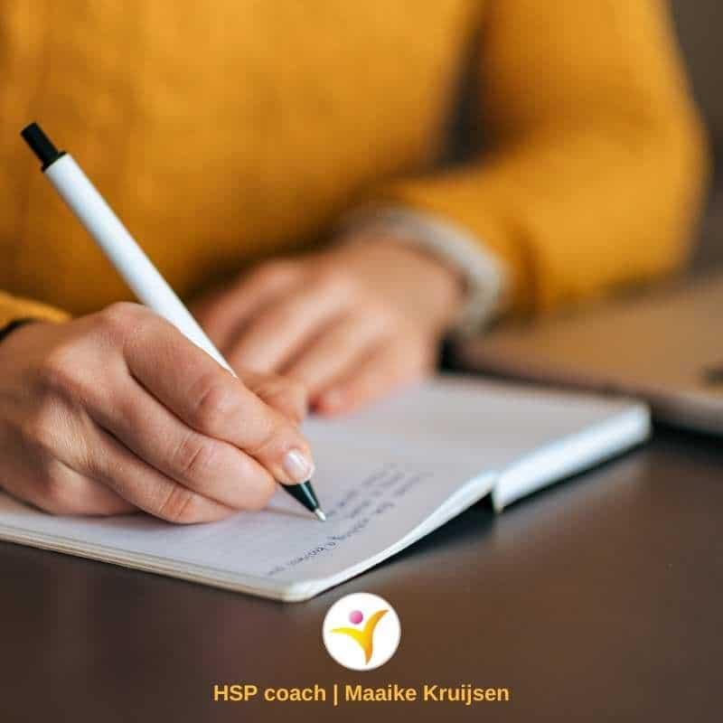 Uitgebreide HSP test -