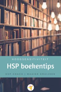 Boeken tips voor HSP hoogsensitieve mensen