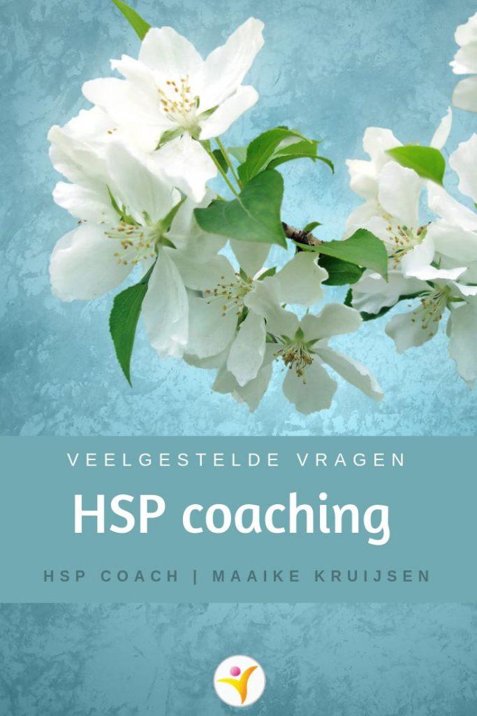 Veelgestelde vragen HSP coaching - Maaike Kruijsen