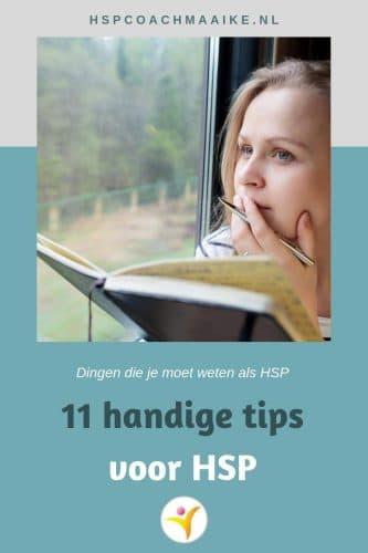 11 handige tips als je HSP bent