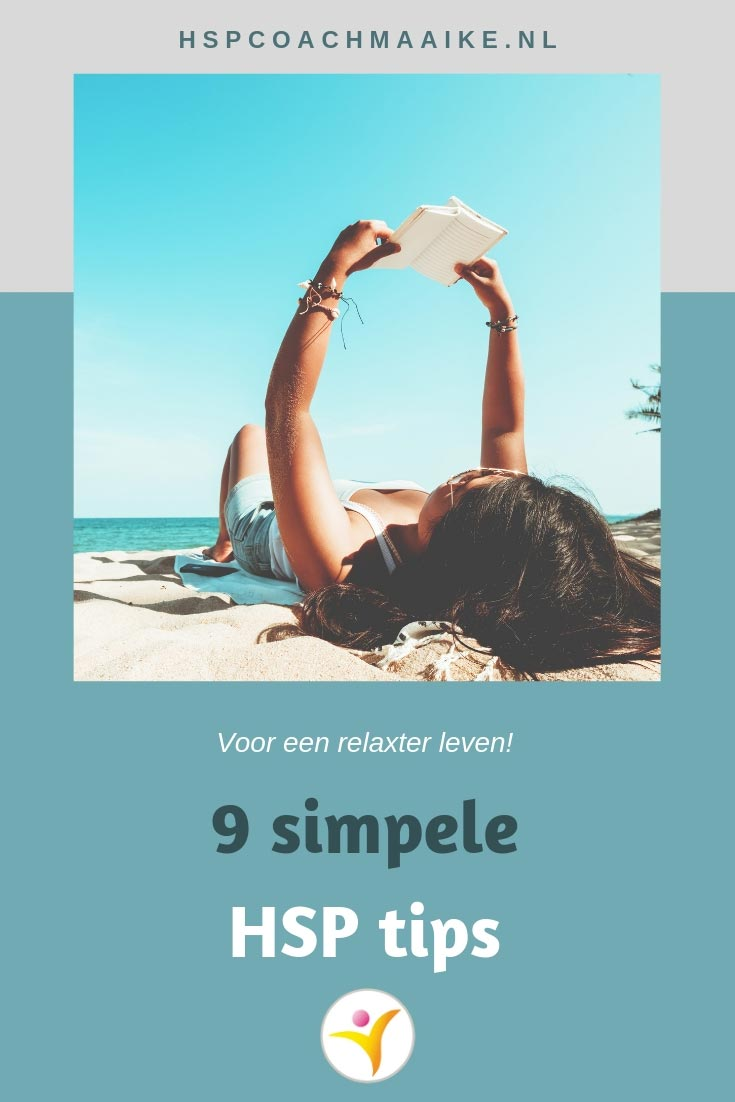 9 simpele HSP tips