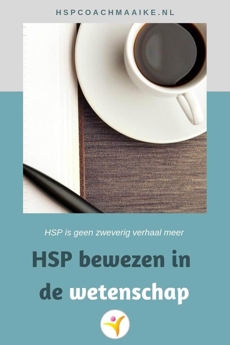 HSP en wetenschap