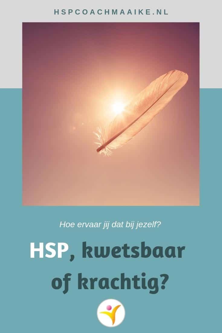 HSP en kwetsbaarheid
