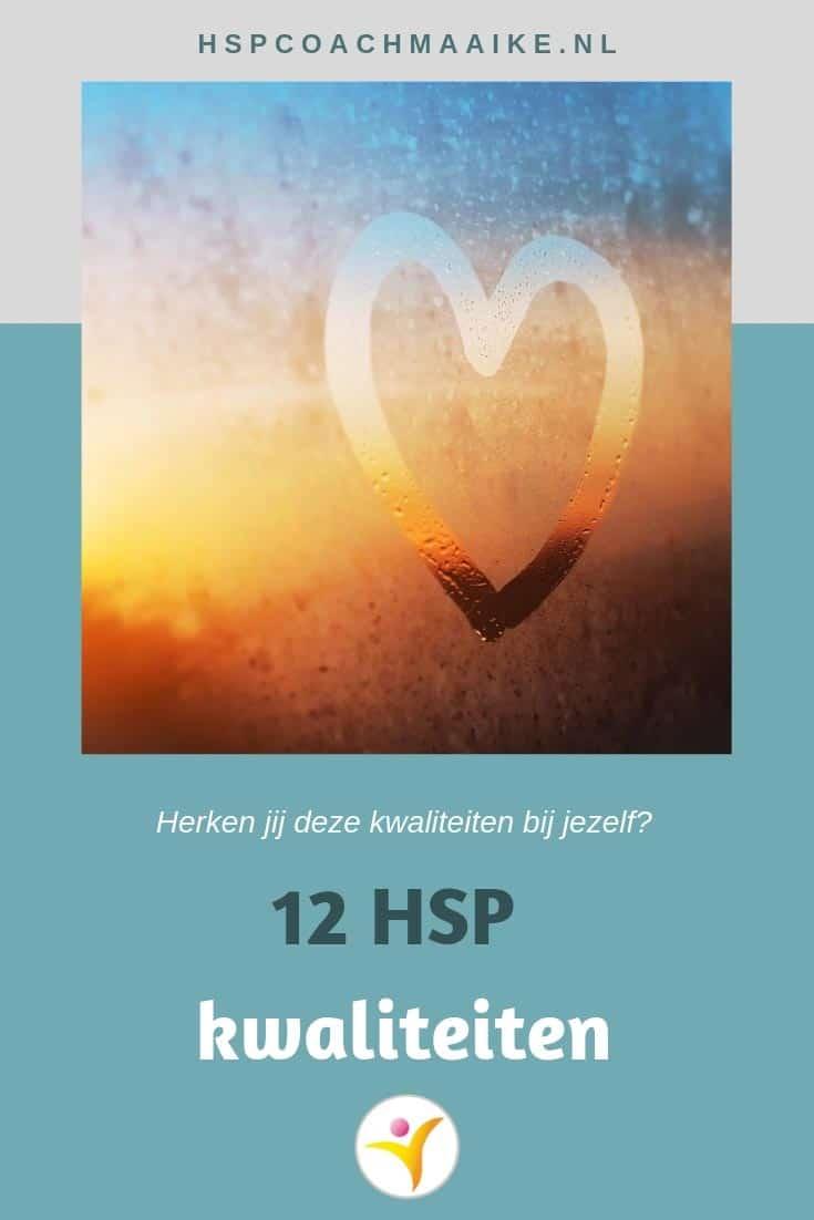 HSP kwaliteiten