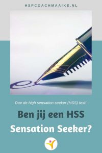 Ben jij een high sensation seeker