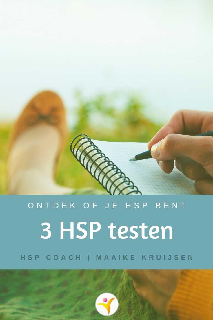 Ben jij hoogsensitief? Ontdek het met deze 3 HSP testen