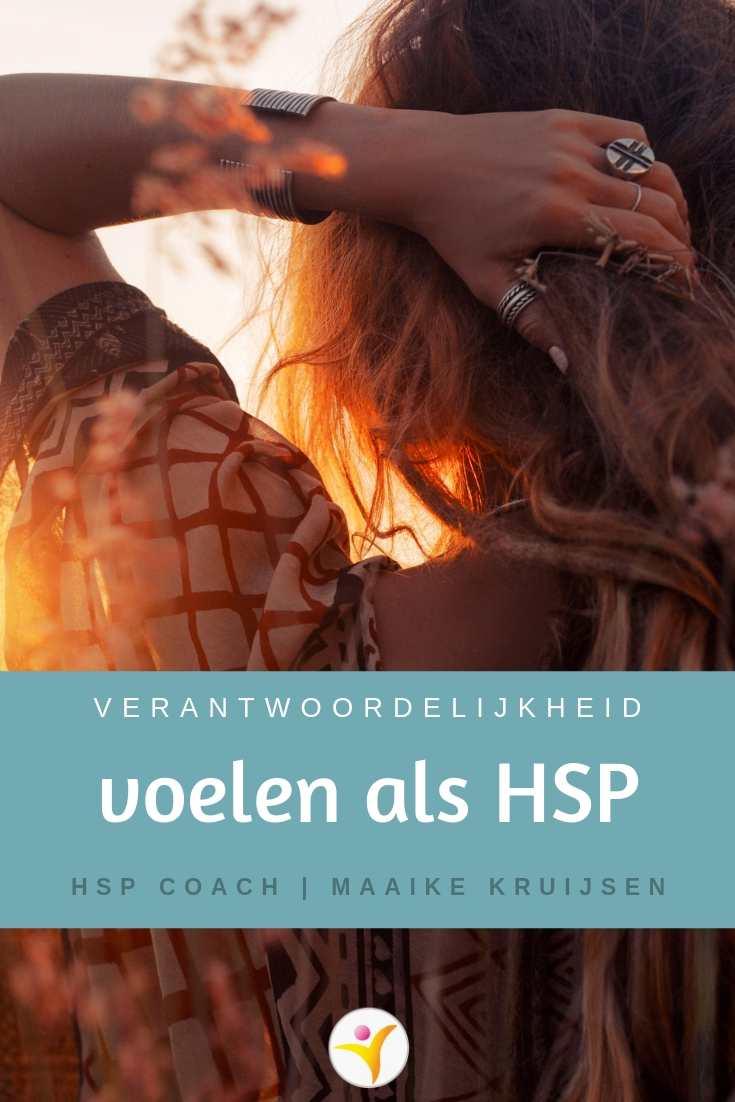jouw verantwoordelijkheidsgevoel als HSP