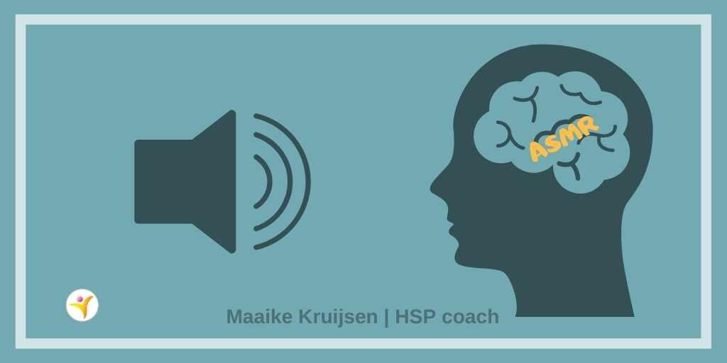 ASMR-fluistervideos en HSP