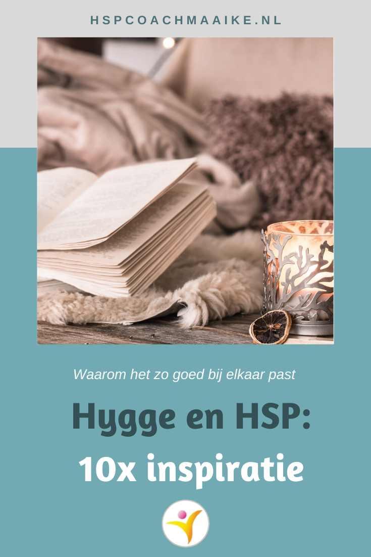 Hygge en HSP
