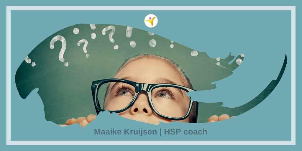 4 verschillende HSP types, welke ben jij?