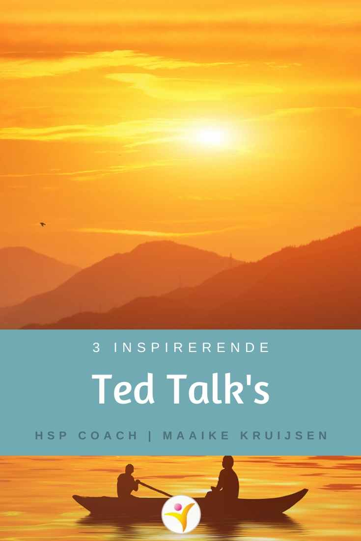 Inspirerende Ted Talks voor HSP