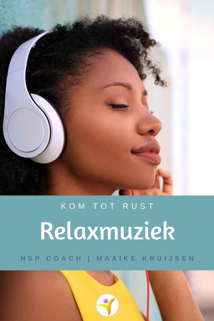 relaxmuziek voor HSP