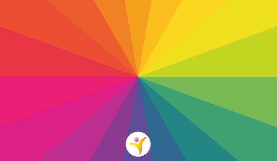 Hoogsensitiviteit en de invloed van kleur, met 10 kleurrijke tips