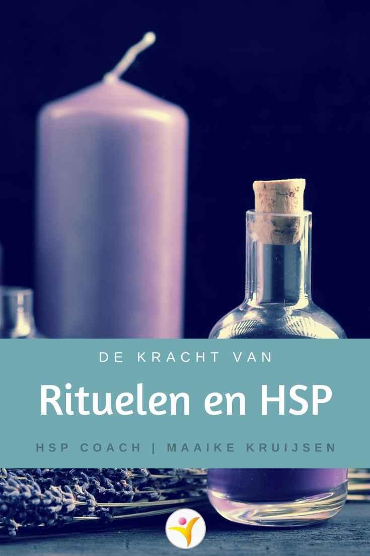 rituelen voor HSP