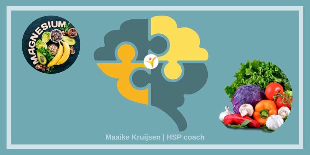 HSP tips voor meer balans door voeding en leefstijl