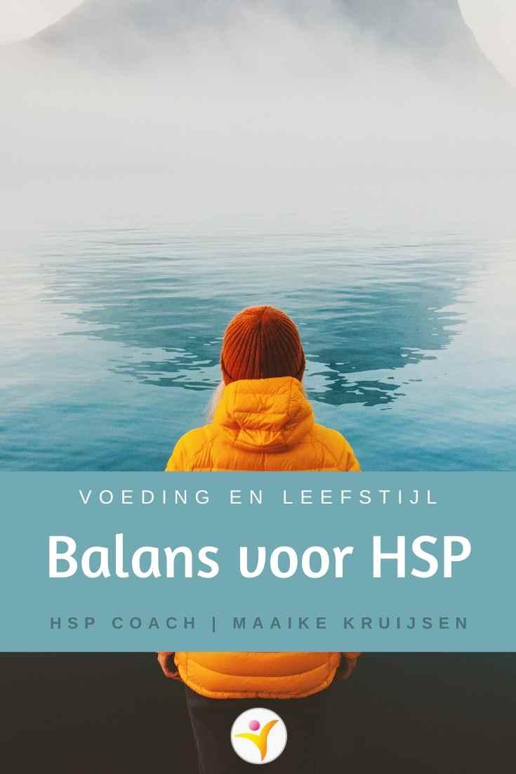 HSP tips voor meer balans