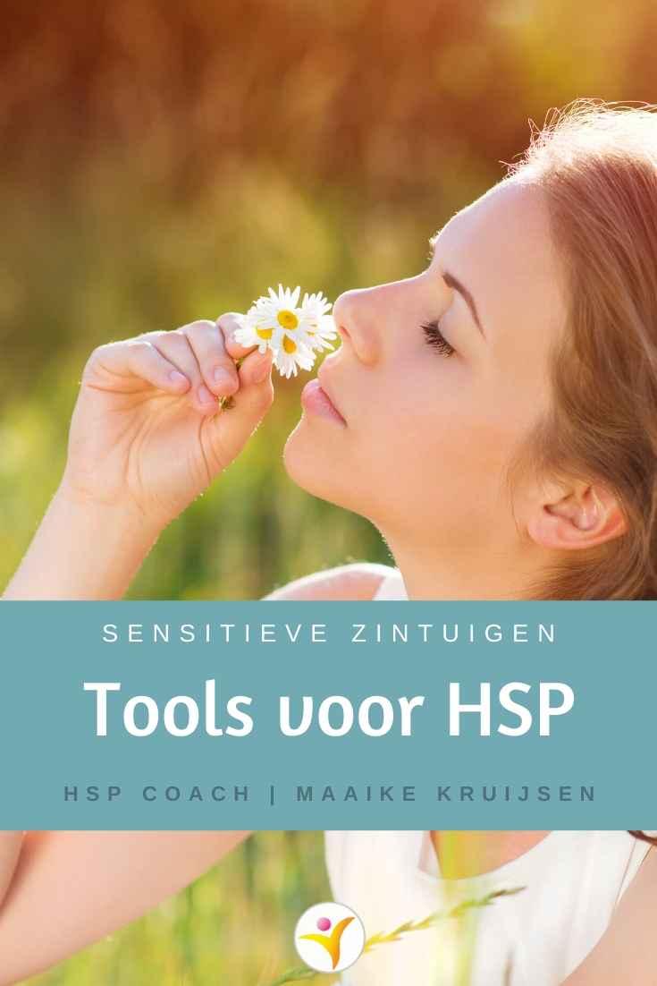 tools voor je sensitieve zintuigen