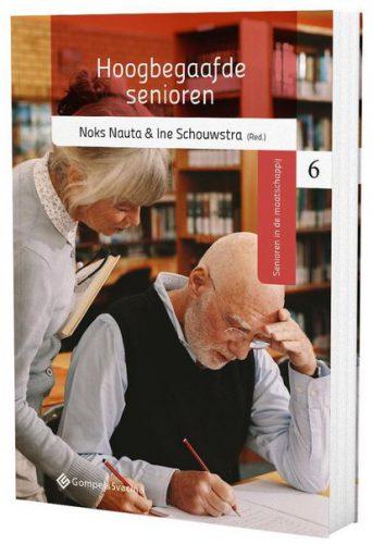 Hoogbegaafde senioren boek