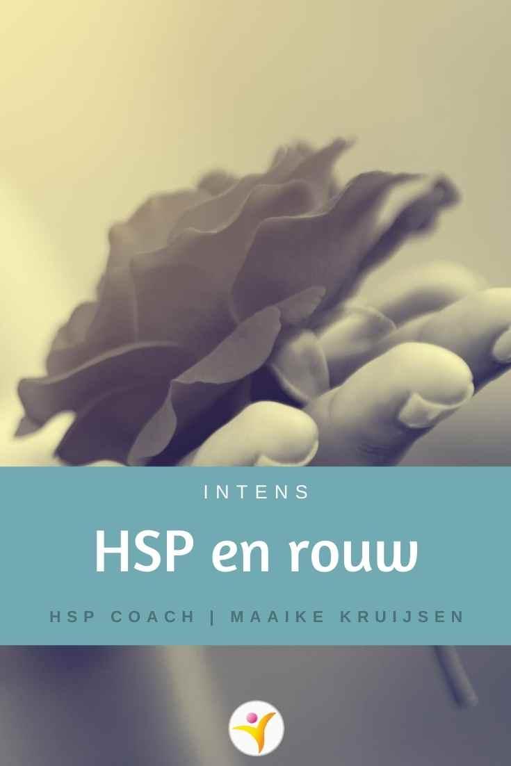 Waarom rouw bij HSP zo hard binnenkomt