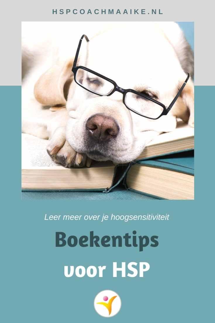 Boekentips voor HSP
