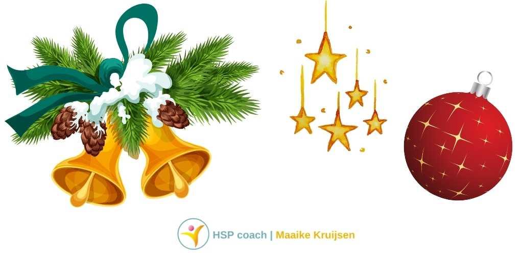een ontspannen kerst als HSP - HSP coach Maaike Kruijsen