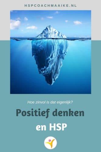 Positief denken en HSP