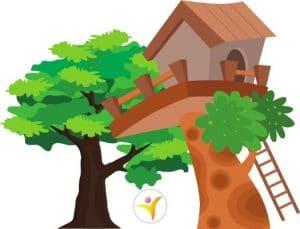 me-time inspiratie voor HSP - huis in de natuur